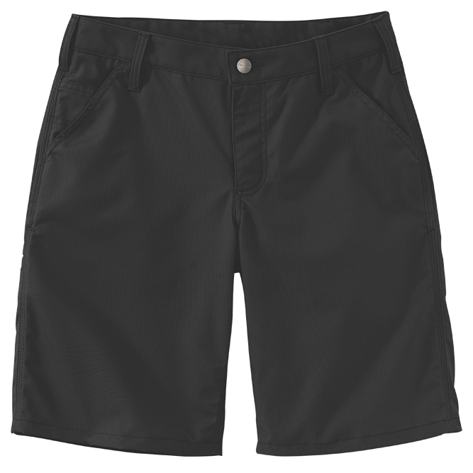 Carhartt Ladies Original Fit Rugged Professional Series Short, 103103 Black