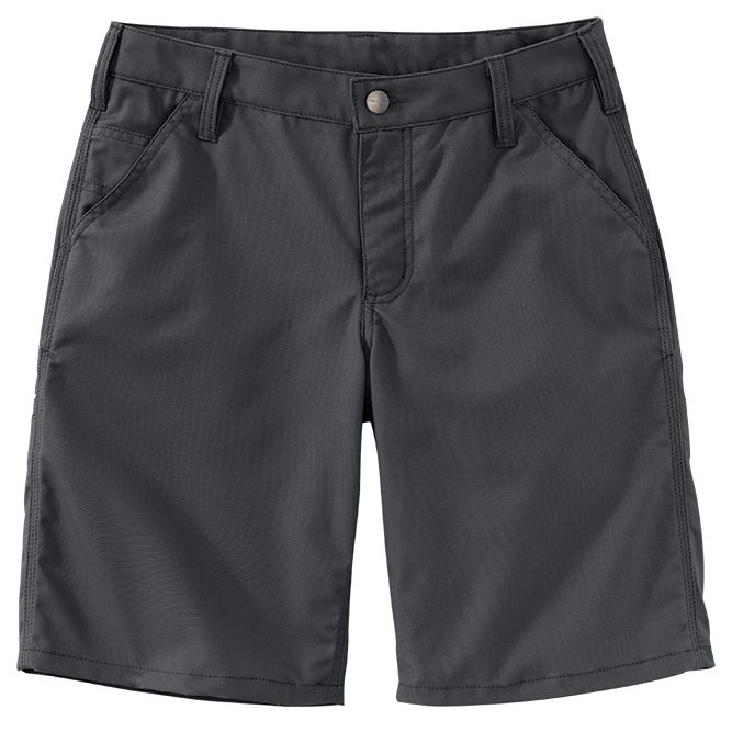 Carhartt Ladies Original Fit Rugged Professional Series Short, 103103 Shadow Option