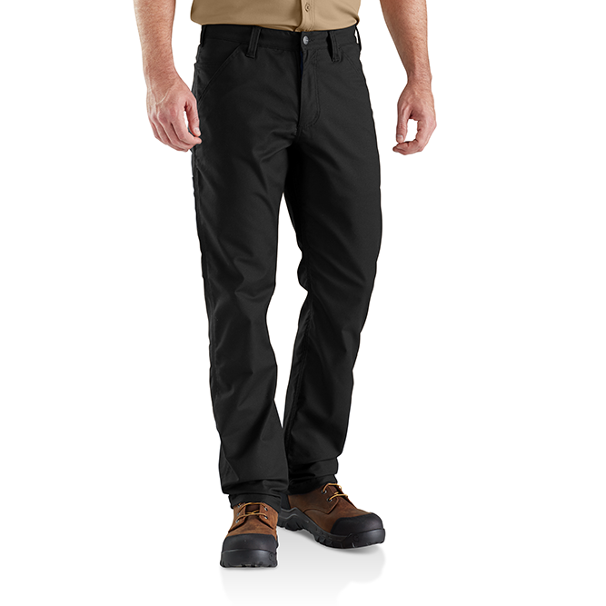 Carhartt Rugged Professional Series Men's Relaxed Fit Pant, 103109 Black Option