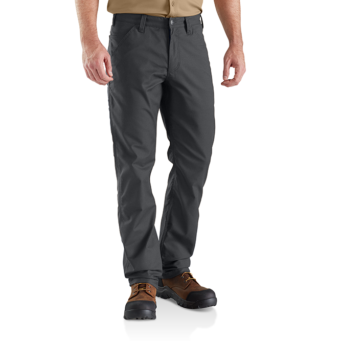 Carhartt Rugged Professional Series Men's Relaxed Fit Pant, 103109 Shadow