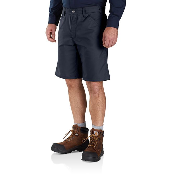 Carhartt Rugged Professional Series Men's Relaxed Fit Short, 103111 Navy Option