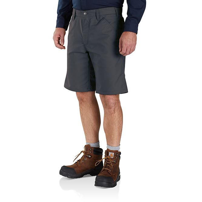 Carhartt Rugged Professional Series Men's Relaxed Fit Short, 103111 Shadow Option