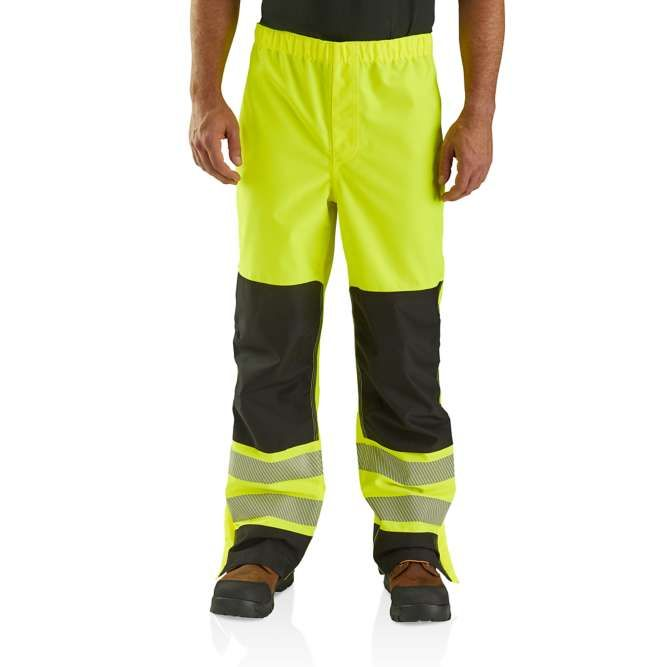 Carhartt High Visibility Class E Waterproof Pant, 103208