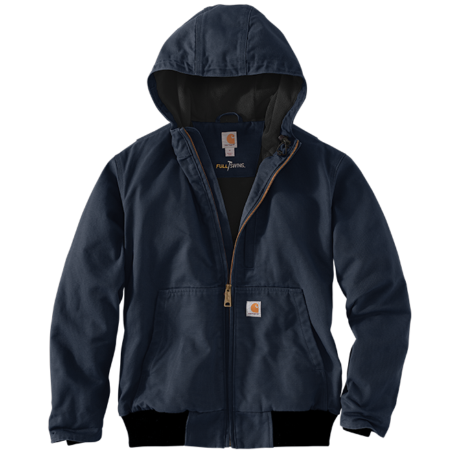 Carhartt Full Swing Armstrong Active Jac, 103371 Navy option
