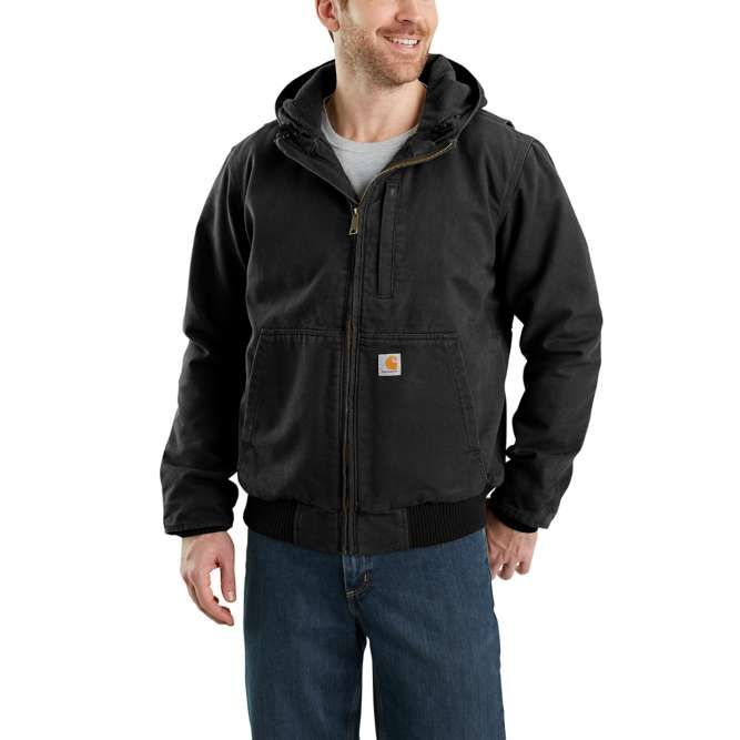 Carhartt Full Swing Armstrong Active Jac, 103371 Black