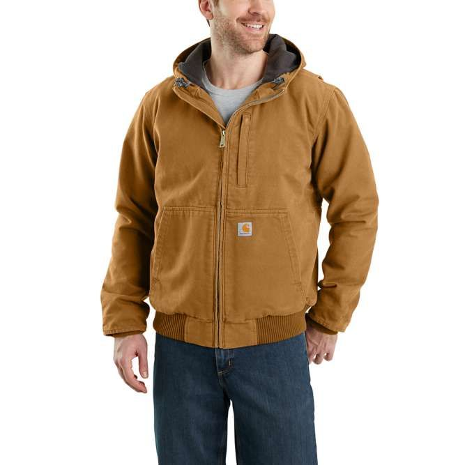 Carhartt Full Swing Armstrong Active Jac, 103371 Carhartt Brown