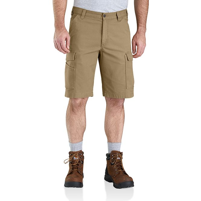 Carhartt Rugged Flex® Rigby Cargo Short, 103542 Dark Khaki