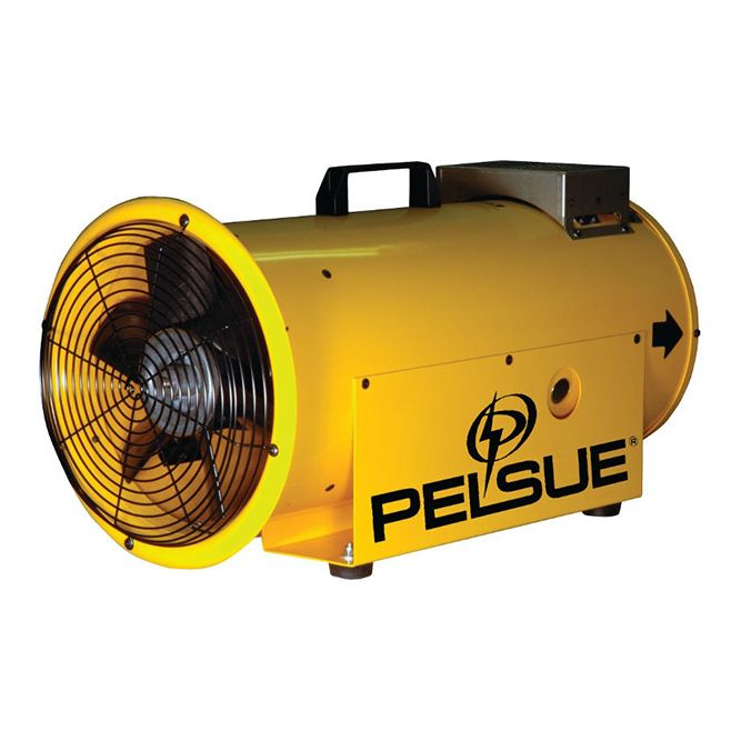 Pelsue All‐In‐One Heater & Blower 1590