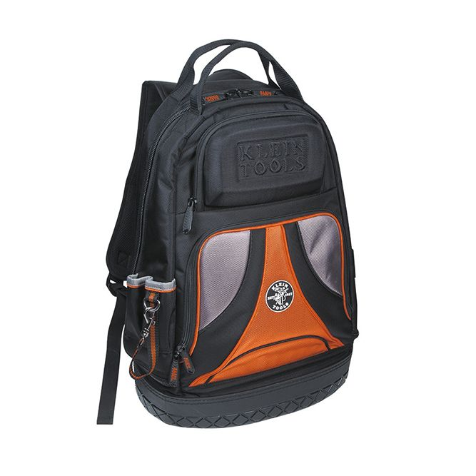 Klein Tools Tradesman Pro Backpack, 55421BP‐14 front